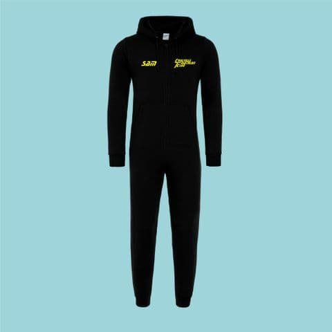 Coalville Triathlon Club Embroidered Onesie